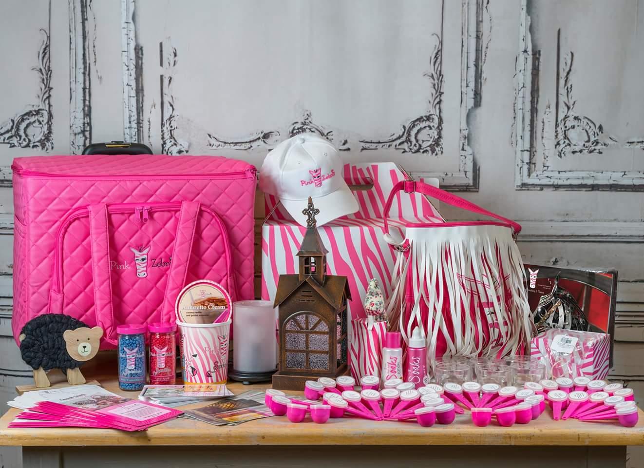 Join Pink Zebra - deluxe kit