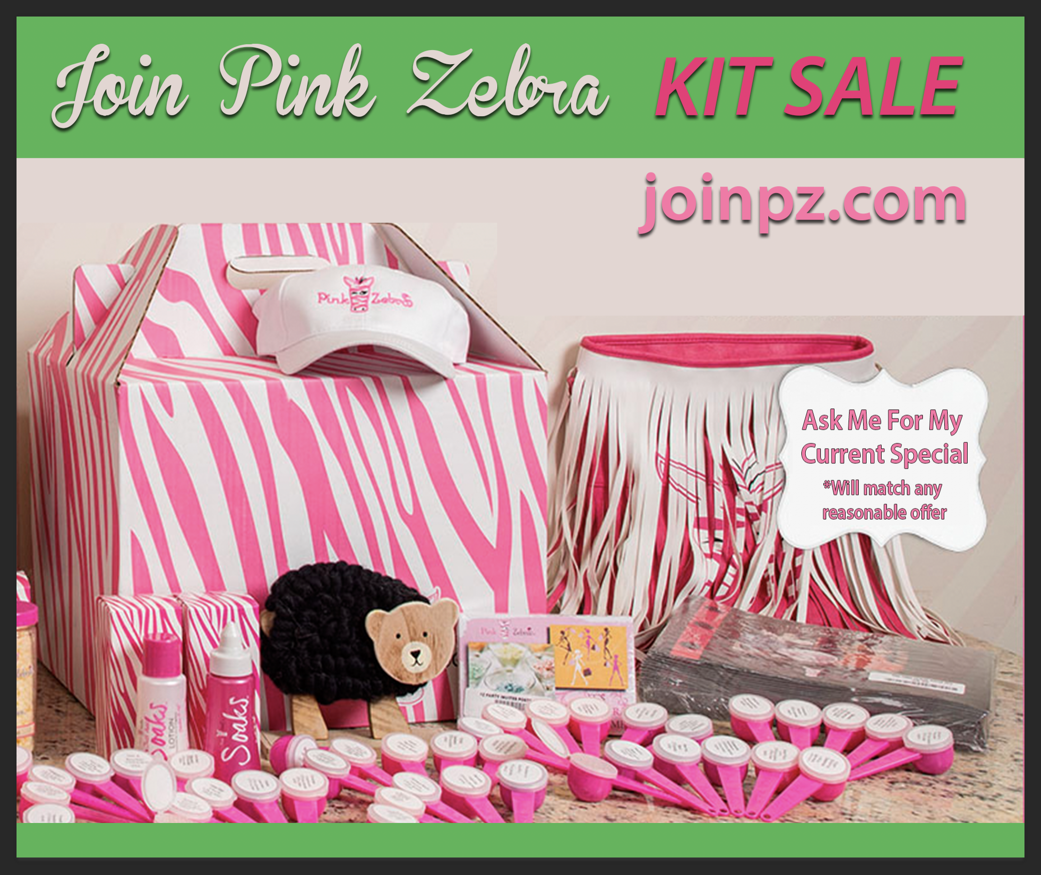Pink Zebra Special Discount Offer