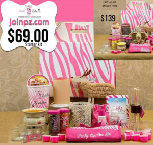 pink zebra kit sale