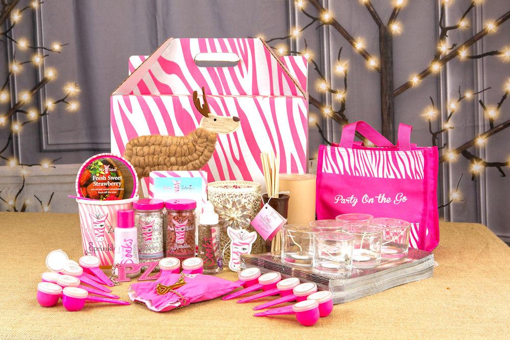 Pink Zebra Starter Kit Discount
